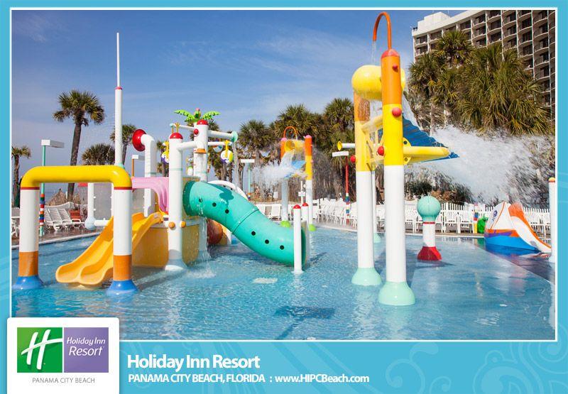 Panama City Beach Hotel Water Park