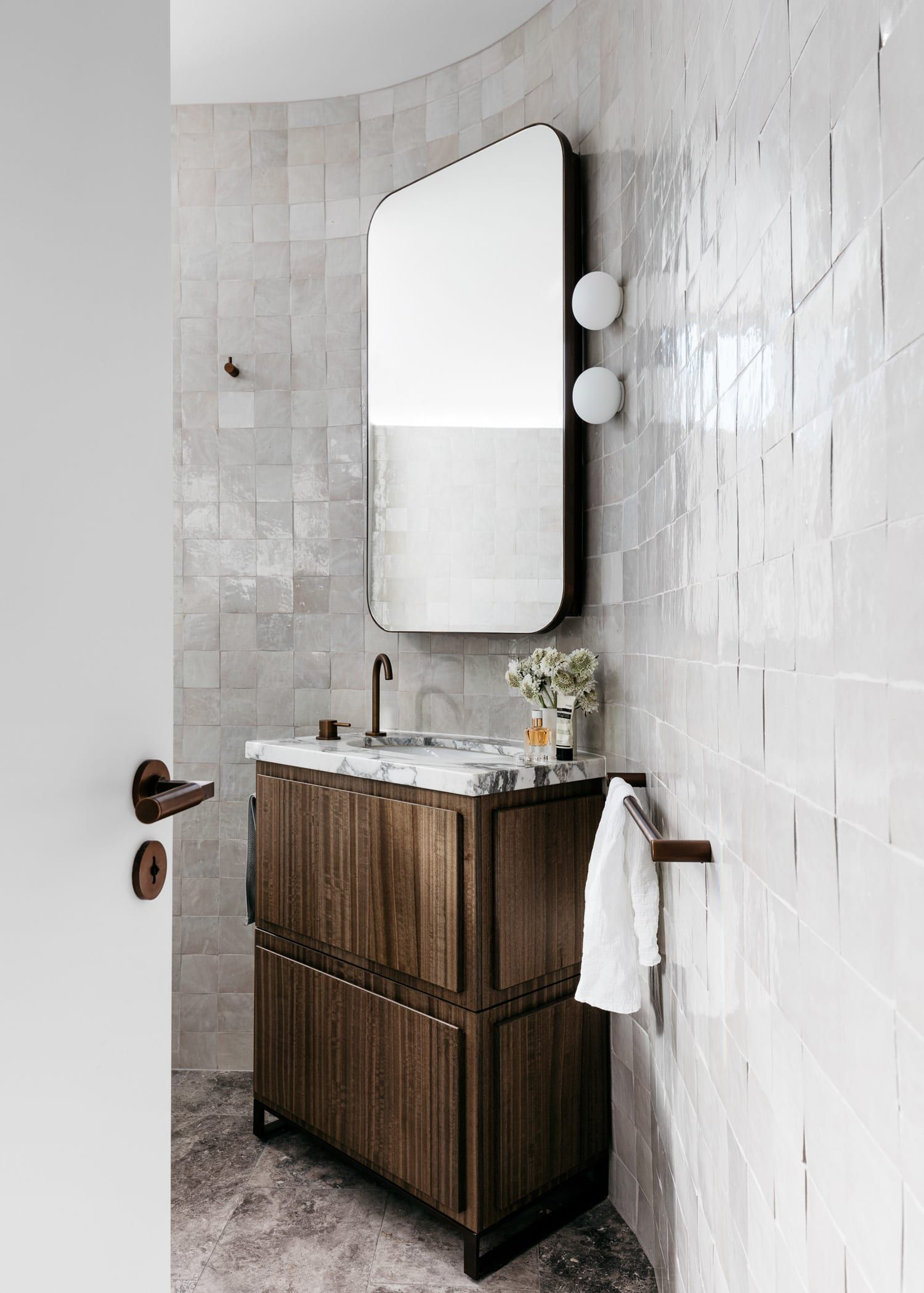 Spiritual Balance Sophisticated Collection Of Bathroom Furniture