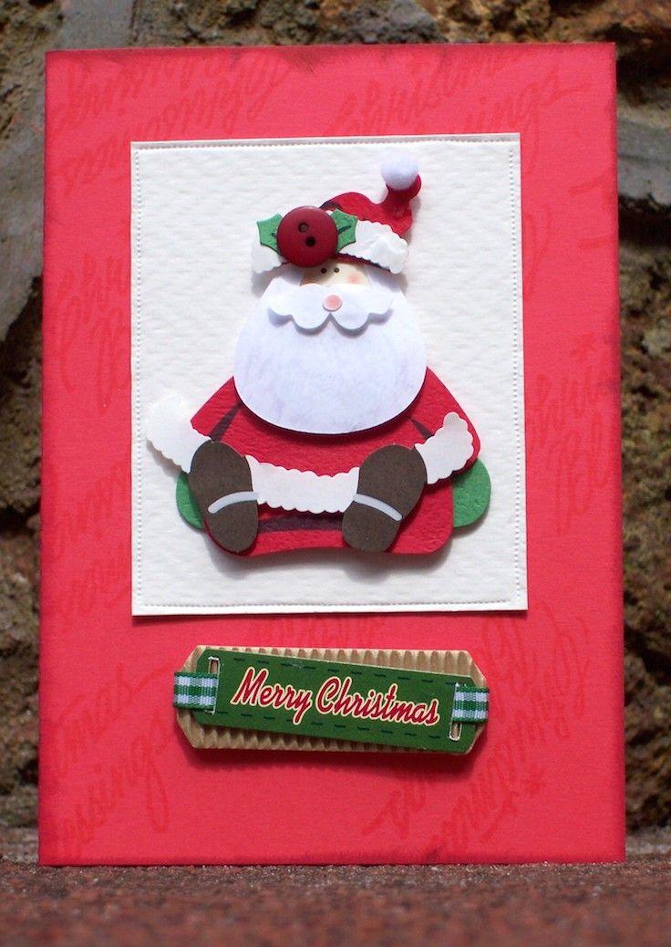Card Making Ideas Xmas Part - 28: 60+ DIY Christmas Cards Ideas