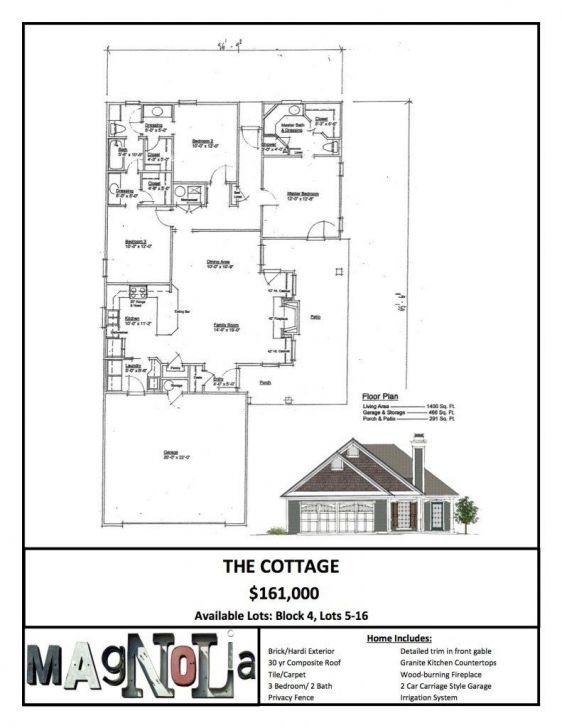 Magnolia Homes Floor Plans