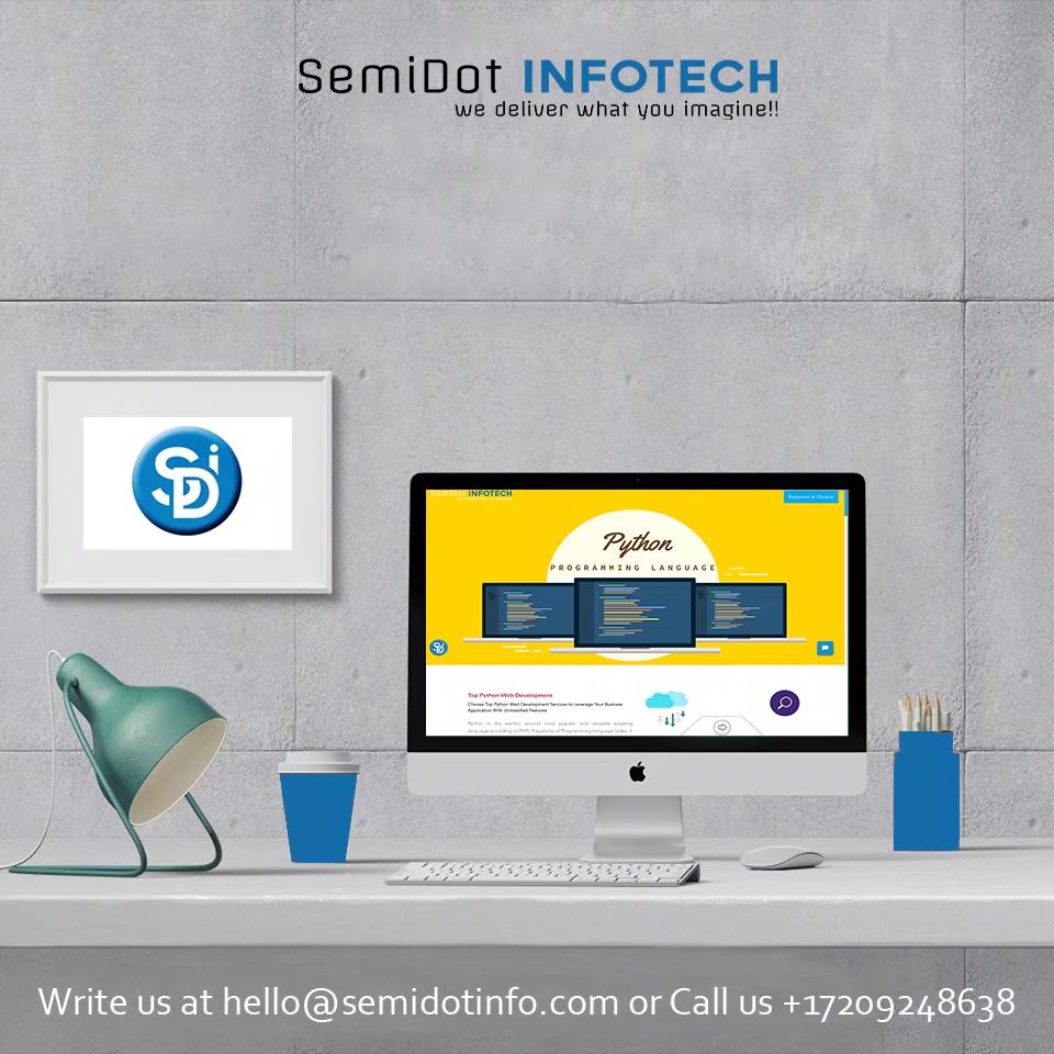Pin by Semidot Infotech on Web Development with SemiDot in 2019