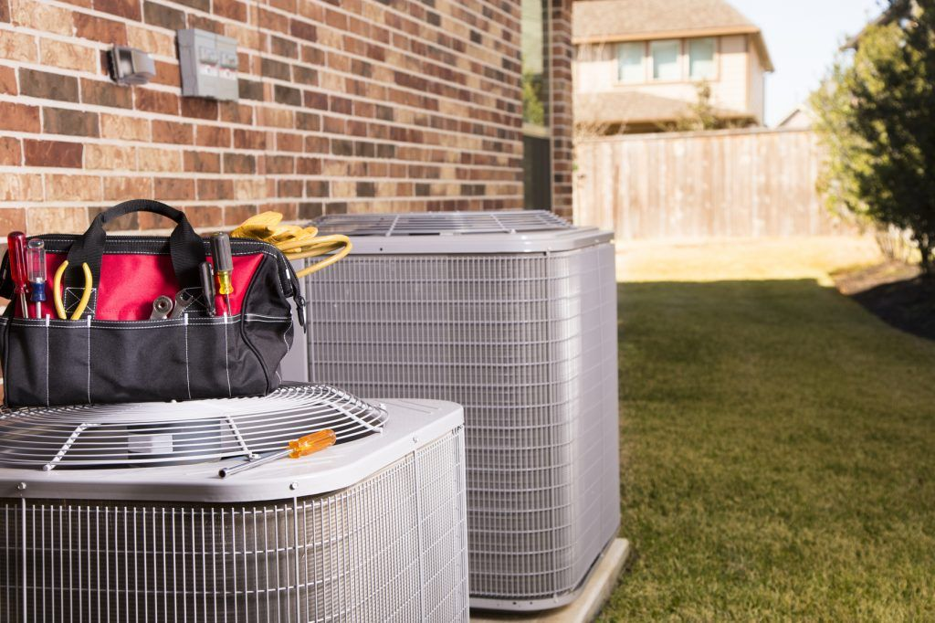 Spring Air Conditioning Tips Hvac installation