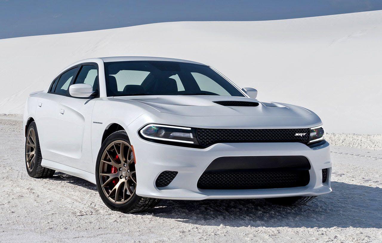 White 2015 Dodge Charger Srt Hellcat Wallpaper Dodge Charger