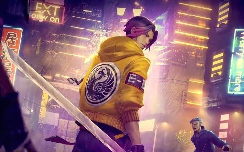 Mobile Legends New Skin Ling Street Punk Skin Review in ...