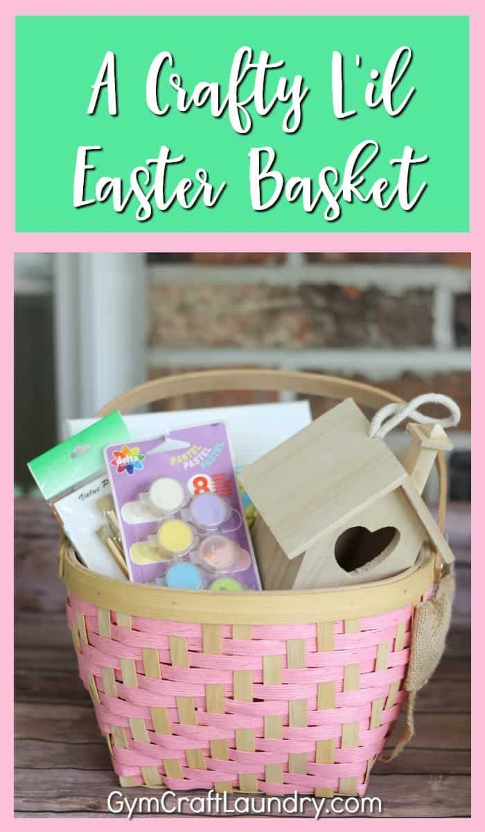 Easter basket gift ideas for your crafty little girl easter easter basket gift ideas for your crafty little girl easter baskets easter and basket gift negle Images