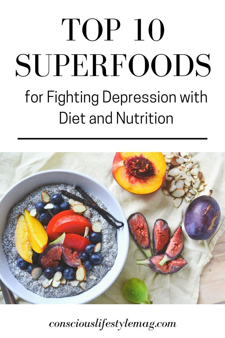The 10 Most Powerful Mood-Boosting Foods on the Planet: The Happiness Diet #Happiness #Planet: #10