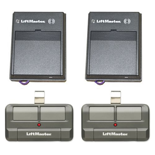 Universal Remote Control Kit 2 Compatible With Any Residential Garage Door Motor Waynedaltonparts Egd Inc