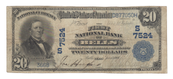 Pin On National Banknote Auctions
