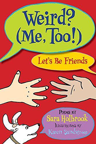 weird friends book