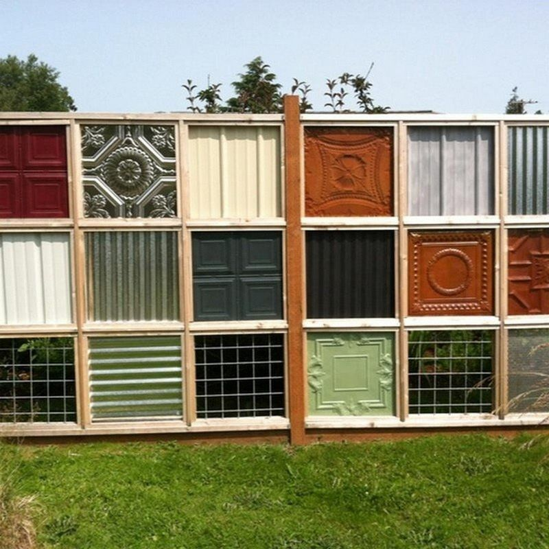 Nine ingenious recycled fence ideas The Owner-Builder Network