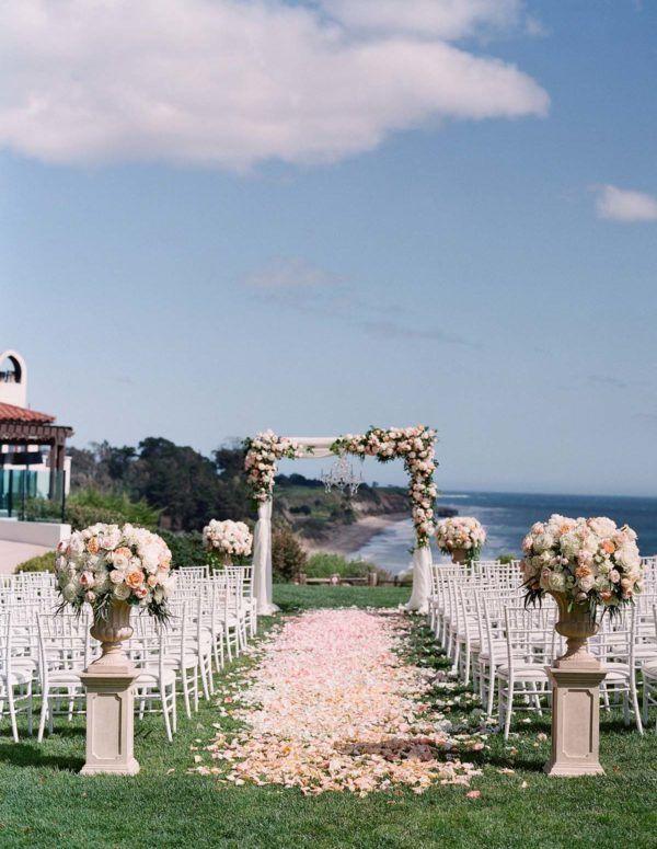 Pin By Allie Winter On Bacara Resort Spa Secret Garden Wedding Outside Wedding Ceremonies Outdoor Wedding Outdoor Wedding Ceremony