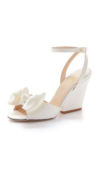 f8b464f5ee0b5 Kate Spade New York Iberis Wedge Sandals 370 leather