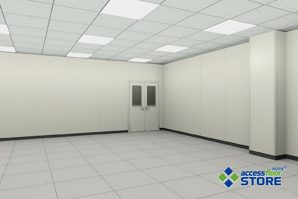 Dissipative Floor Vs Conductive Floor Huiya Anti Static Floor Flooring Server Room Computer Room