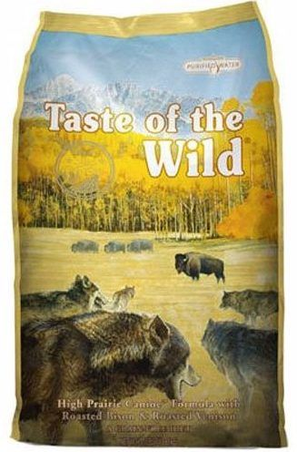 1 Taste Of The Wild Hypoallergenic Canine Formula Best Dry Dog