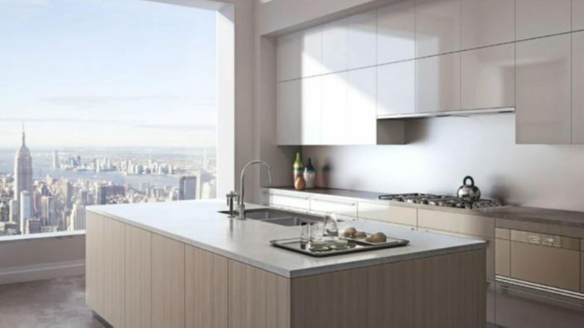 Neue Rekordwerte: Luxus-Wohnungen in Manhattan sind teuer wie nie ...