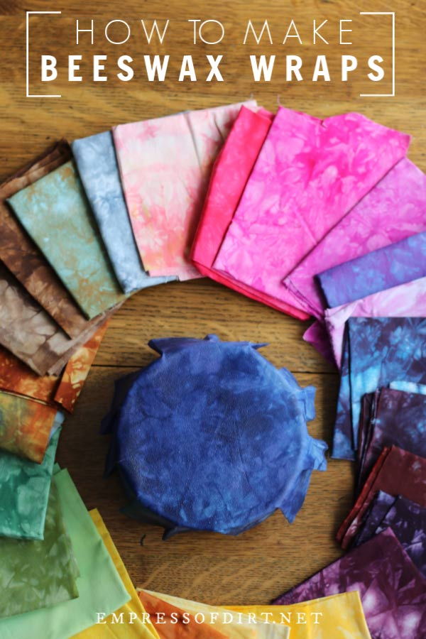 How to Make Eco-Friendly, Long-Lasting Beeswax Food Wraps