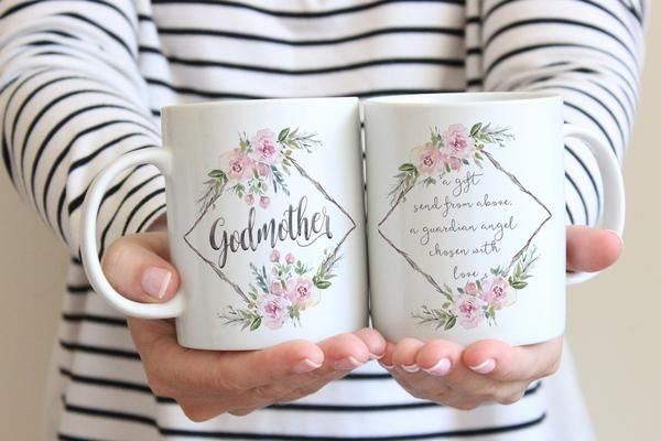 Gift For Godmother Godmother Gift Mothers Day Gift: Godmother Mother's Day Gift