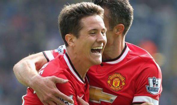 Ander Herrera Set For Man Utd Exit As Van Gaal Accepts Bayern S Shaqiri Swap Deal Manchester United Man United Premier League