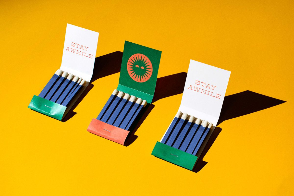 Mexicue Restaurant Branding By High Tide