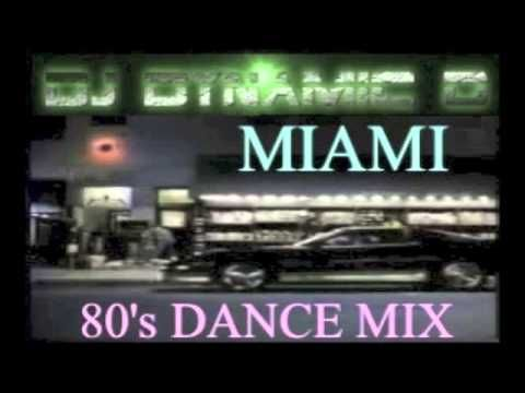 80's Freestyle Dance Mix - Old School Mix - Rare mixed Songs