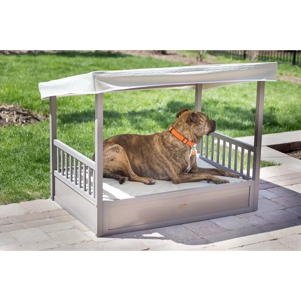 Dustin Dog Sofa with Cover Outdoor dog furniture