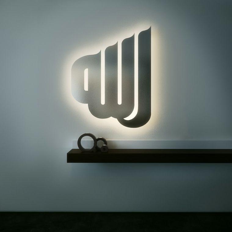 Tipos de lámparas para la decoración de los interiores El interior