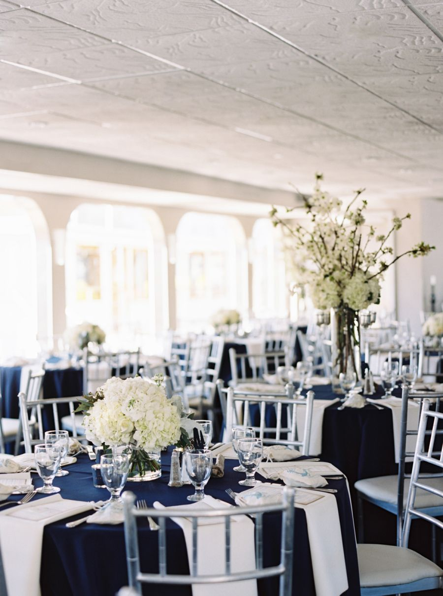 Yacht wedding decorations  Elegant  Glamorous Newport Yacht Wedding  Event Ideas  Pinterest