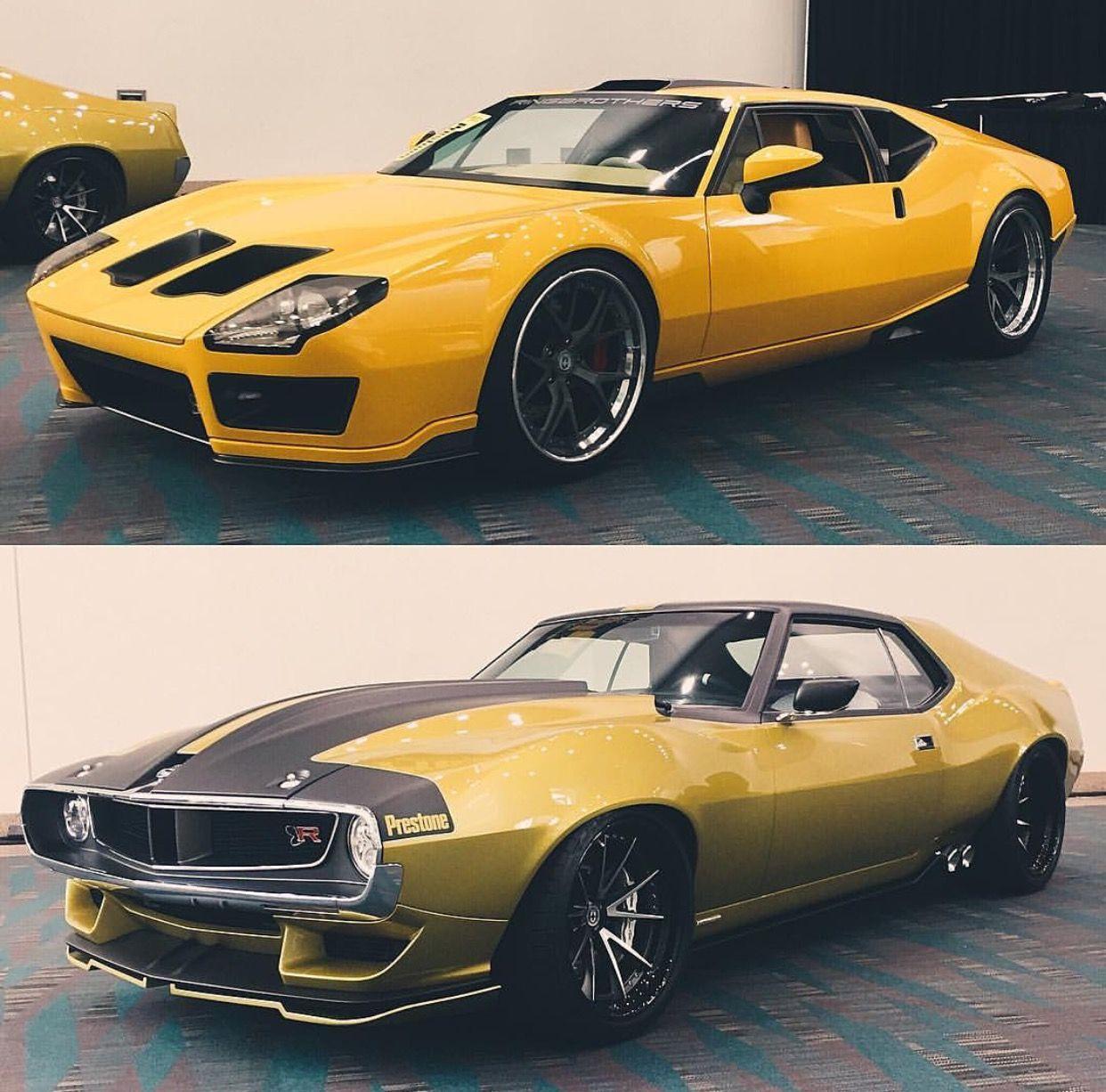 Pantera Vs Javelin Muscle Cars Classic Cars Mopar Muscle Cars