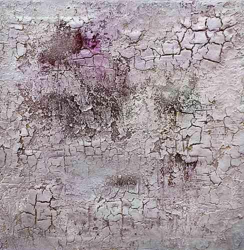 """Renate Horn, """"MM, I: Aufgebrochen"""" (1) Mit einem Klick auf 'Als Kunstkarte versenden' versenden Sie kostenlos dieses Werk Ihren Freunden und Bekannten."""