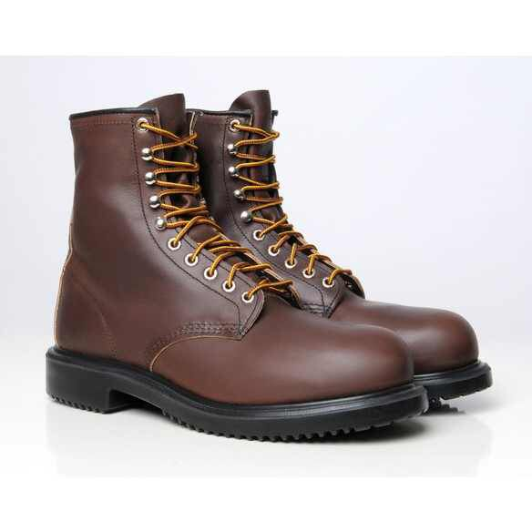 1e05118815e Red Wing 2233 Steel Toe Boots. These are working men's boots, not ...