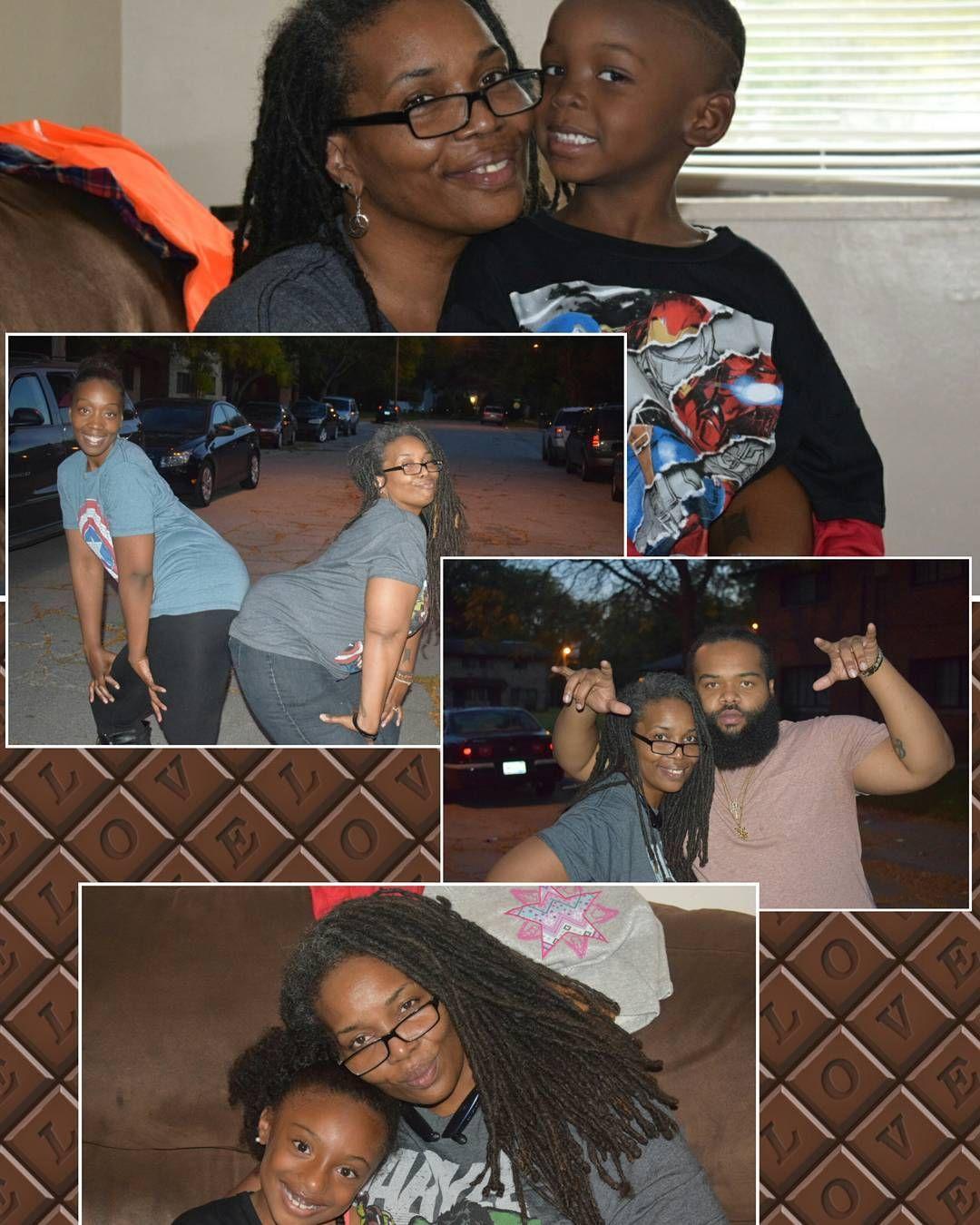 Suga Baby Ryan thanks everyone for the birthday wishes.  #BlackFamily #BlackLove #BeautifulIsBlack #MyGrayHairIsBeautiful #readventures #reathegal #readagal