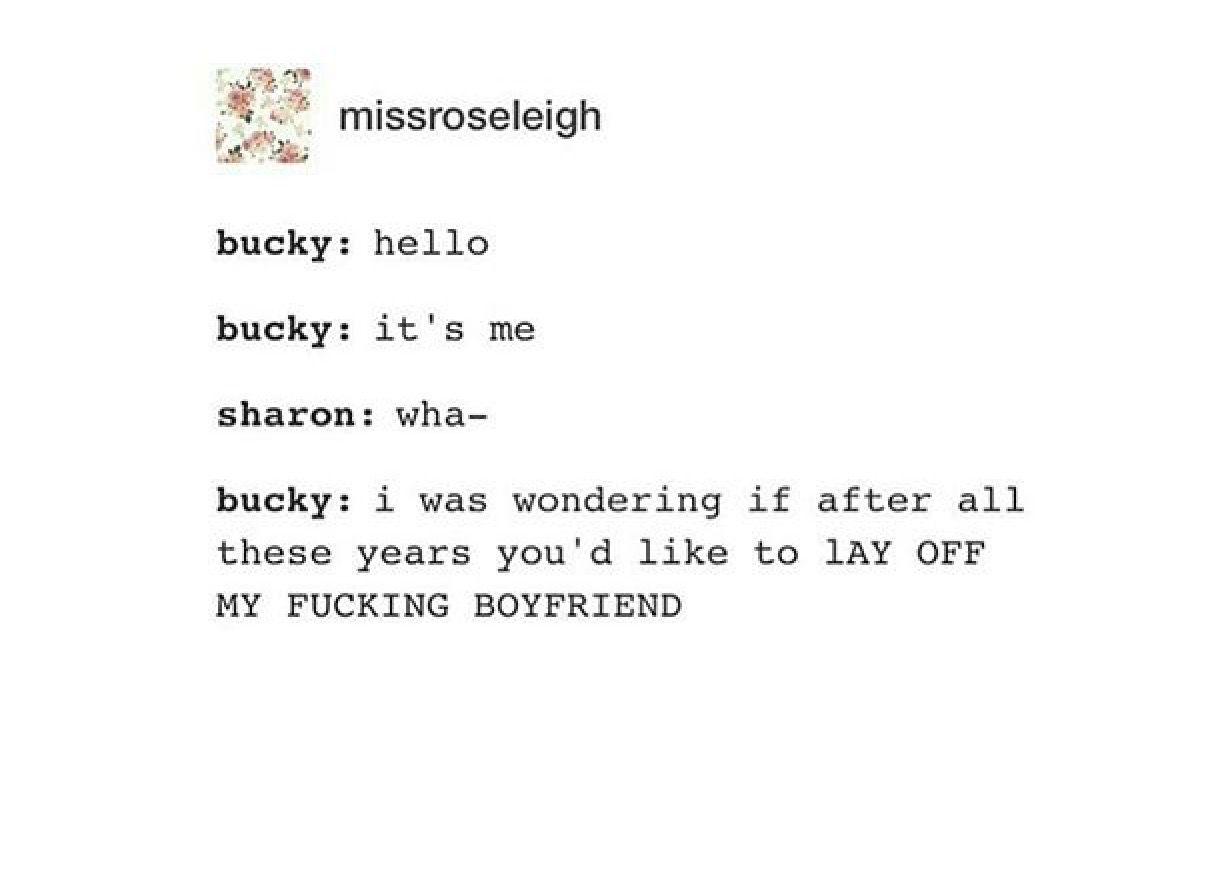 Come on, really no one likes Sharon. I already hated her in the comics, then she was in the movie and I was like: oh no not that stupid bitch