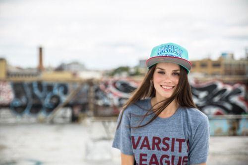 AMERICAN VARSITY GIRL Brooklyn, New York