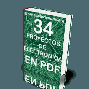 34 Proyectos De Electronica En Pdf Cekit Circuitos Electronicos Para Armar Electrónica Esquemas Electrónicos