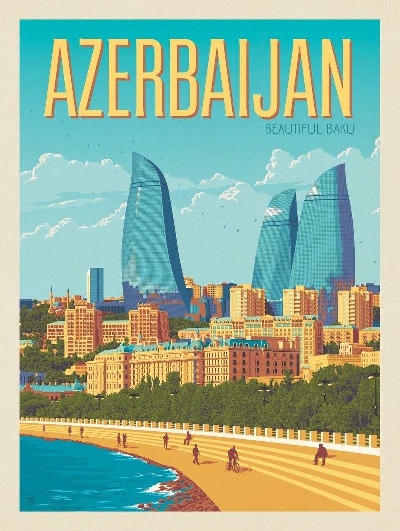 Anderson Design Group – World Travel – Azerbaijan: Baku