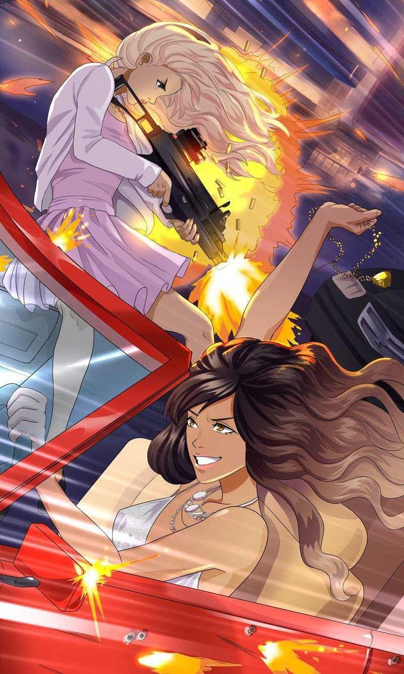 Pin by daniela silva on yoo aurora james anime gangster