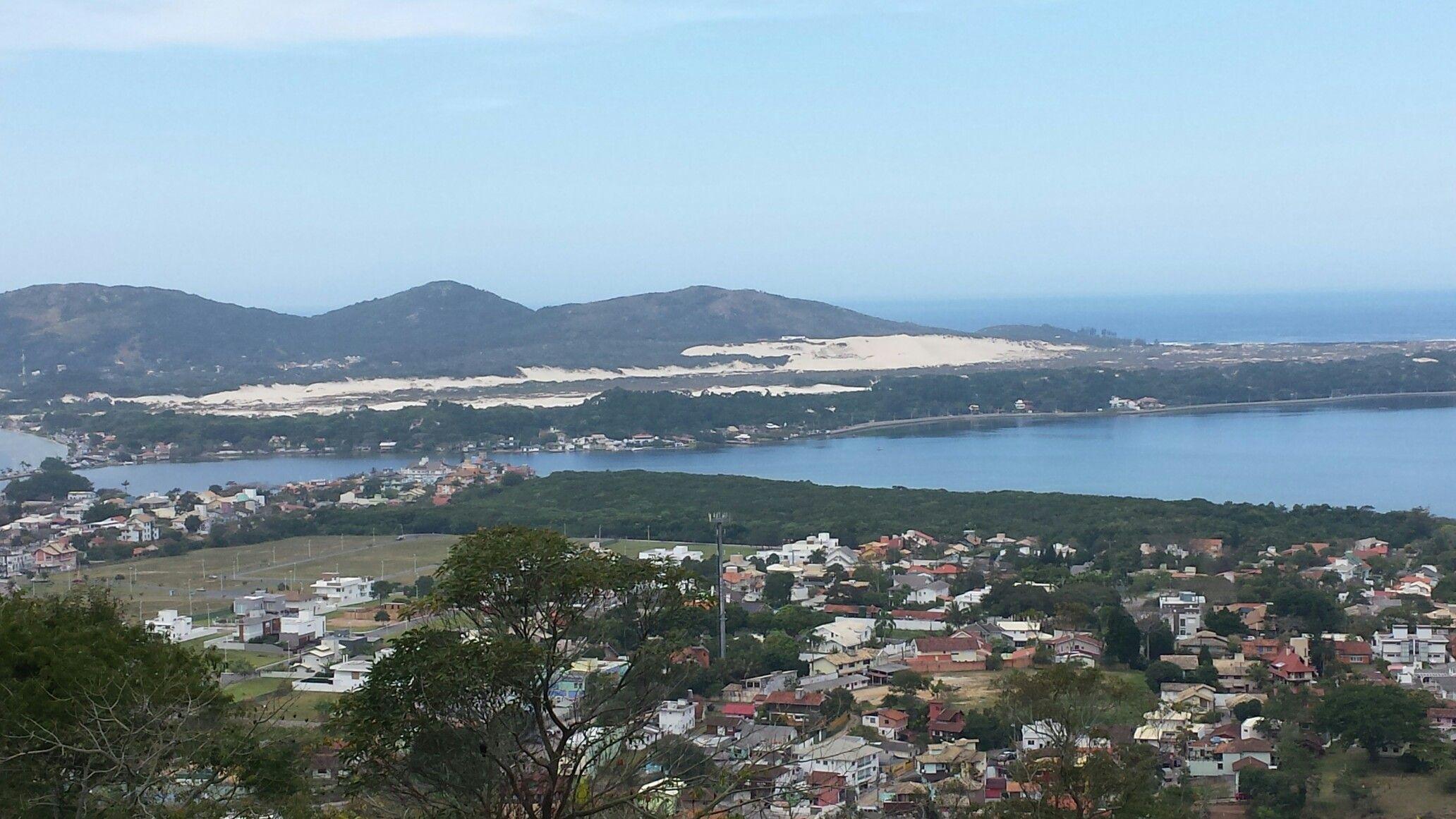 Lagoa da Conceição.