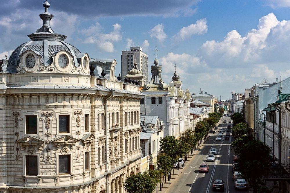 Самые красивые достопримечательности Казани