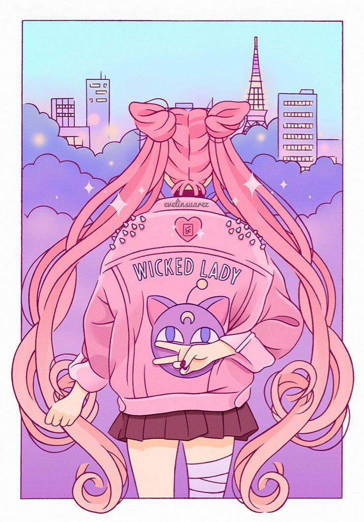 Goth Anime Girls Wallpapers Sailor Moon A I M Pinterest Sailor Moon Sailor And