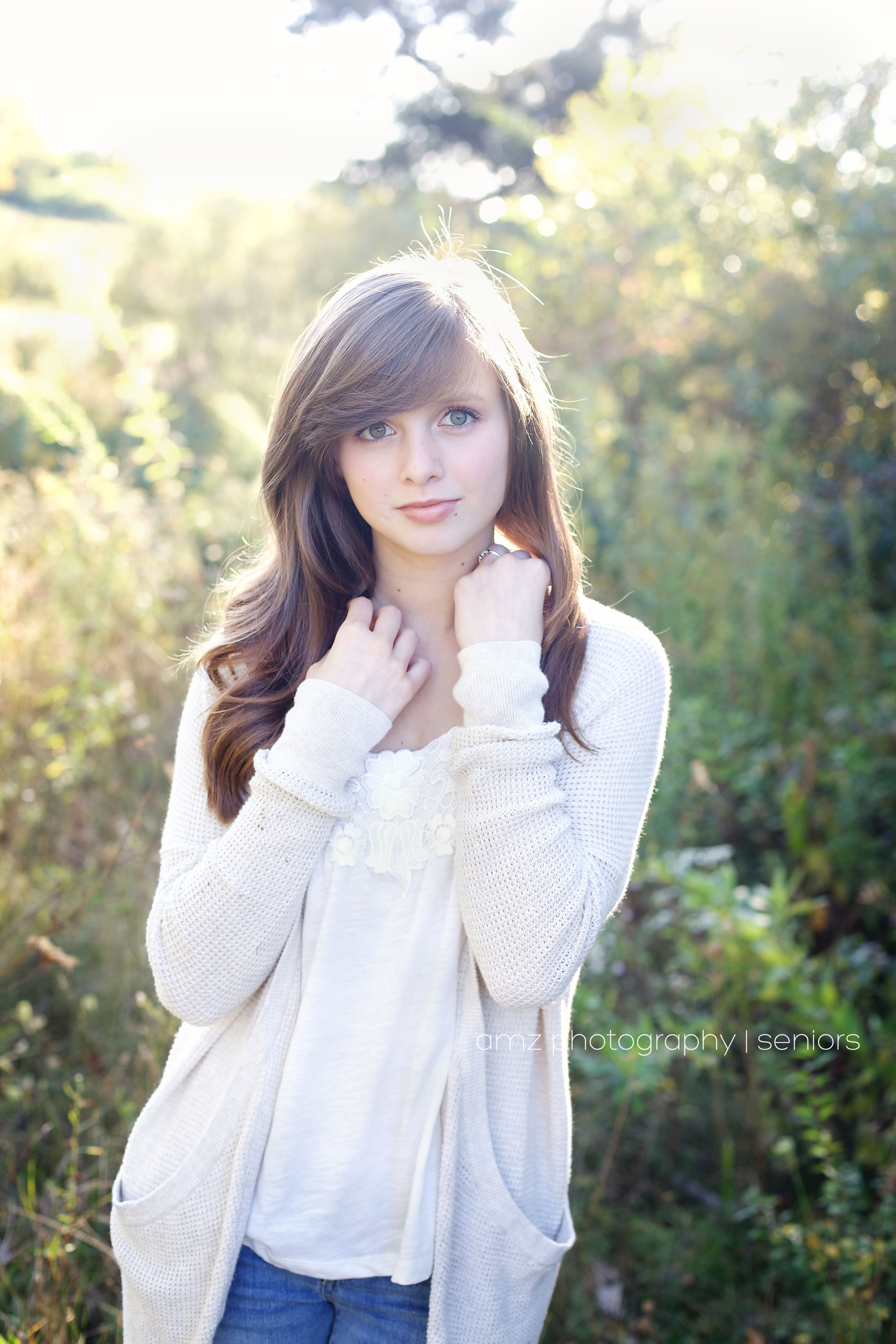 Senior Girl Outdoor Session Ideas  Outdoor Girls -5467