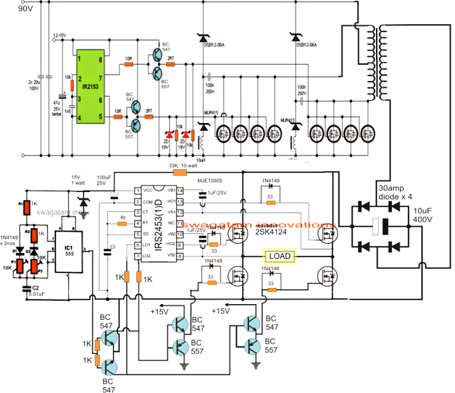 of spwm and pwm for class d amplifier blogs for electronics