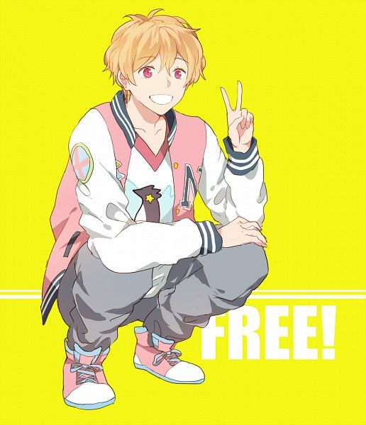 Hazuki Nagisa Free Anime Free Iwatobi Swim Club Anime