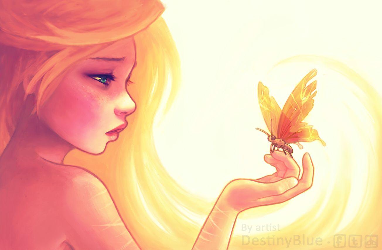 Anime Girl Cutting Herself Not Alone by DestinyBl...