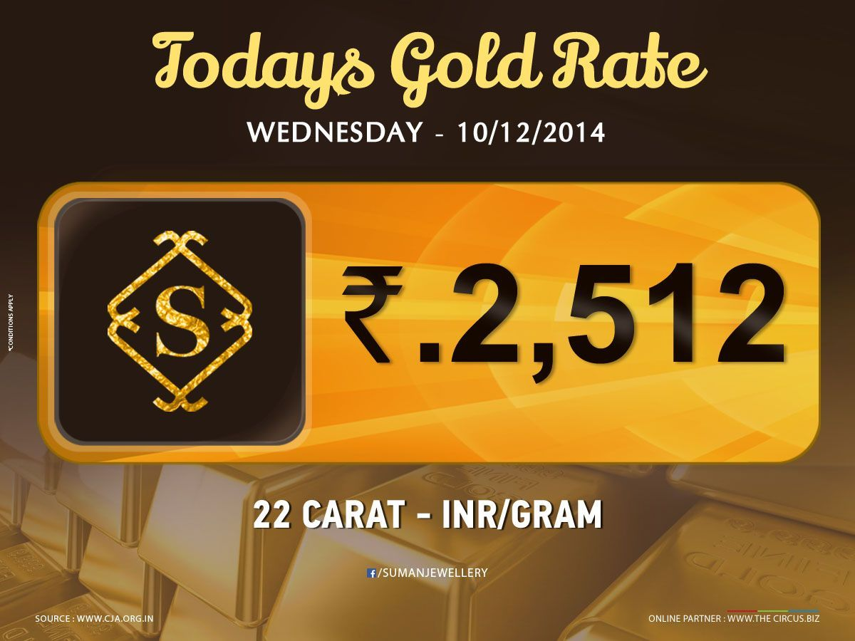 Today S Gold Rate At Suman Jewellery Avail This Opportunity Soon Goldrateusa