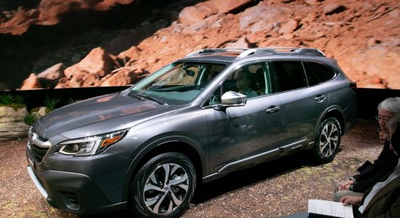 The New 2020 Subaru Ascent Here Are The Full Preview Car Review Subaru Suv Honda Pilot