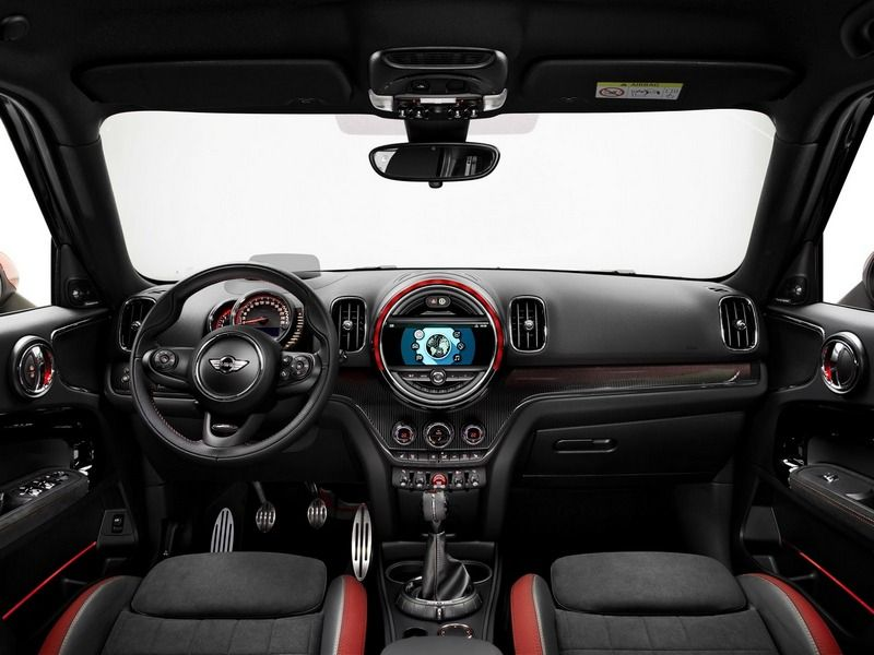 2018 Mini Countryman 228hp Jcw Shanghaiautoshow Cars