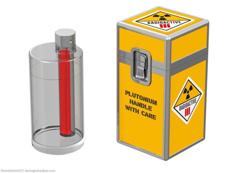 Back To The Future Plutonium