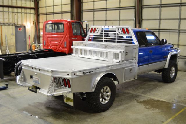Custom AllAluminum Trailers Truck Bodies Boxes For Sale