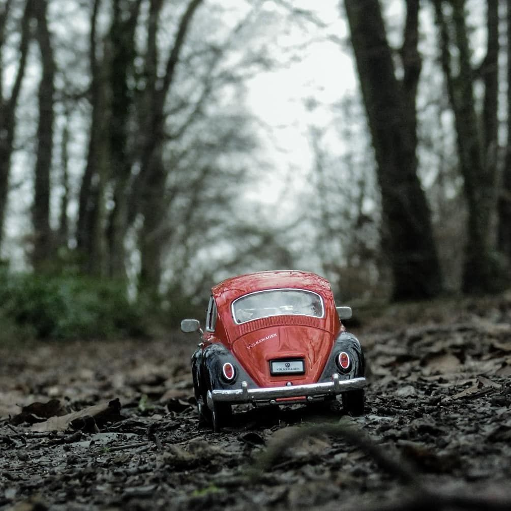 Amazing Miniature Scenes With Toy Cars By Nihan Tezer M I N I