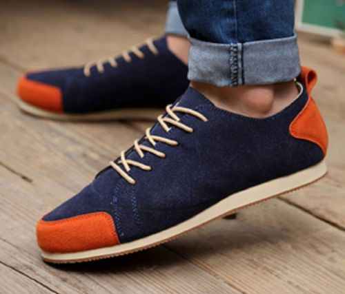 Fashion Sneakers Suede Medium (D, M) Casual Shoes for Men   eBay